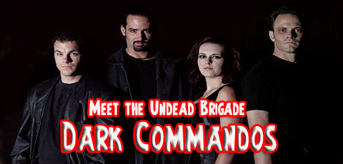 Dark Commandos: The Web Series