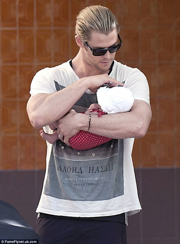 Hemsworth Family 3