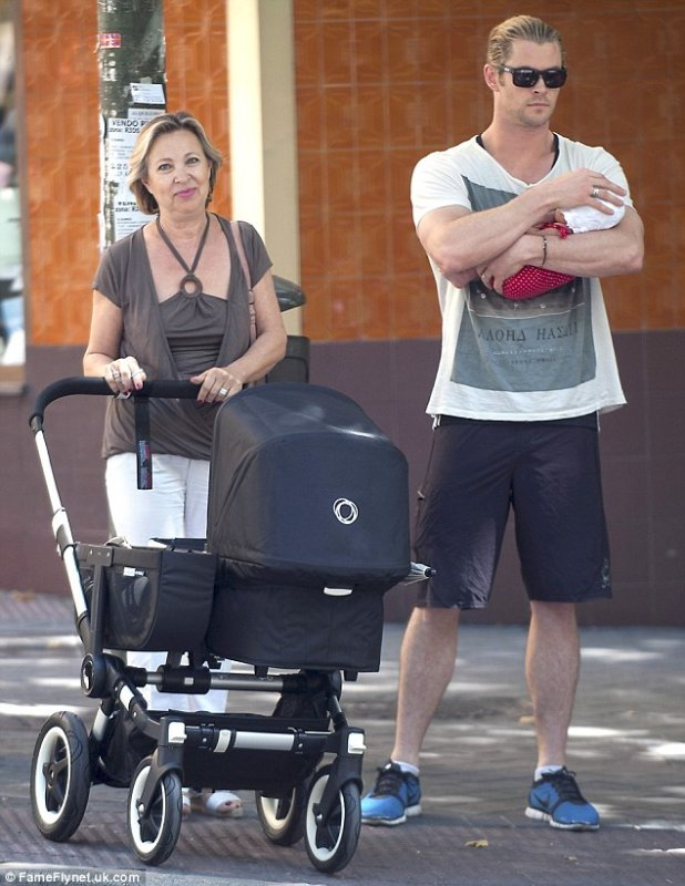Hemsworth Family 2