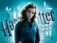 Harry Potter Half-Blood Prince Wallpaper - Hermione