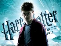 Harry Potter Half-Blood Prince Wallpaper - Harry